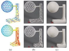 3ders.org - Skin-Frame structure could save up to 70% of 3D printing material | 3D Printer News & 3D Printing News