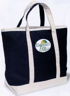 "Cotton canvas sailing boat tote. Front pocket. 12oz, measures 16"" H x 14"" W, with 2 regular 27"" handles. Perfect product for corporate gifts, trade shows, grocery shipping, household or schools. Custom shape and size welcome. Let us go green and save the planet."