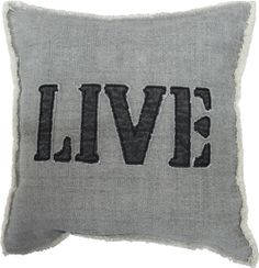 The Live Toss Cushion from Urban Barn