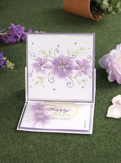 Chloes Creative Cards Craft, Cardmaking and Papercraft Supplies Chloes Creative Cards, Handmade Birthday Cards, Handmade Cards, Stamps By Chloe, Create And Craft Tv, Crafters Companion Cards, Cardmaking And Papercraft, Pretty Cards, Sympathy Cards