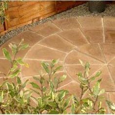 Rutland Mellow Stone Circle Concrete Paving, Paving Stones, Paving Flags, Leeds Bradford, Builders Merchants, Diy Shops, Garden Design, Cobblestone Pavers, Paving Slabs