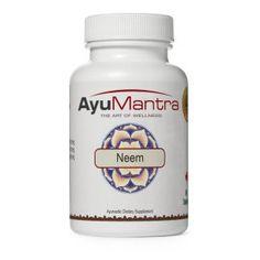 AyuMantra's Single Herb Neem 900 mg Tablets, 60 Count - B... https://www.amazon.com/dp/B01JPSUO5I/ref=cm_sw_r_pi_dp_x_pmy-xb46XBN78