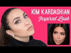 Wake Up for MakeupKim Kardashian Inspired Look - Wake Up for Makeup