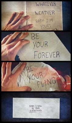 this is a lyrics from the song be your everything from boys like girls