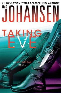 Taking Eve (#16 Even Duncan series) Iris Johansen