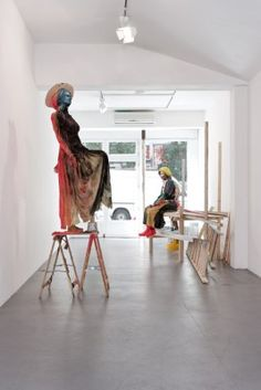 Folkert de Jong - The Immortals | Galerie Dukan