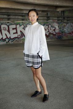 Fresh Classic: The Timeless White Shirt