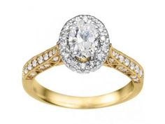 Engagement Ring 001-100-00146 | Engagement Rings from Georgetown Jewelers | Wood Dale, IL