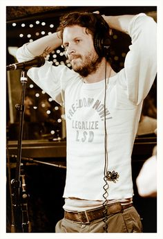 Father John Misty. Who wouldn't love this man? Tickets going fast! http://granadatheater.com/show/father-john-misty/