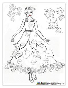 Planse cu ZANA TOAMNA - Imagini de colorat | Fise de lucru - gradinita: Fall Coloring Pages, Coloring For Kids, Coloring Books, Autumn Leaves Craft, Autumn Art, Autumn Activities For Kids, Crafts For Kids, Fall Art Projects, Easy Fall Crafts
