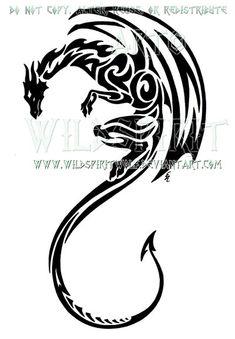 dragon tattoo - Cerca con Google