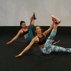 "2,197 gilla-markeringar, 184 kommentarer - Vetty & Ness (@sculptsisters) på Instagram: ""Sculpt your core session 😍  Try 30 seconds of each for 4 rounds with 45 Seconds rest  Tag your…"""