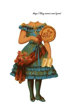 """종이인형 (소공녀) : 네이버 블로그* 1500 free paper dolls international artist Arielle Gabriel""""s The International Paper Doll Society for pinterest paper doll pals *"""