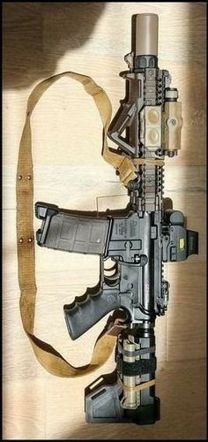 Build Your Sick Cool Custom Assault Rifle Firearm With This Web Interactive Firearm Builder with ALL the Industry Parts - See it yourself before you buy any parts Airsoft Guns, Weapons Guns, Guns And Ammo, Ar Pistol Build, Ar15 Pistol, Ar Rifle, Combat Gear, Custom Ar, Military Guns