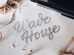 Wave House by Alex Spenser