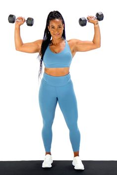 Strength Training Workouts, Arm Workouts, 20 Minute Workout, Upper Body, Champion, Health Fitness, Exercise, Bra, 6 Pack Abs