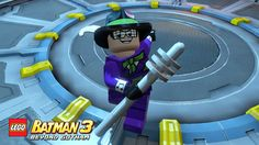Check out Music Meister in LEGO Batman 3!