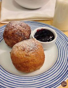 Recipe for Ponchiki - Russian-style doughnut holes