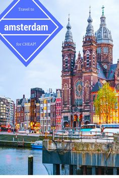 You Can Actually Find the Cheapest Flights Ever to Amsterdam.  Airfarewatchdog helps you save money when you book your next flight - so you always get the best deal.