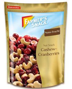 Cashew-Cranberries