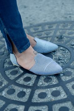 d'Orsay Flats - Just In Time For Spring!