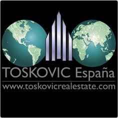 """TOSKOVIC España""  www.toskovicrealestate.com"