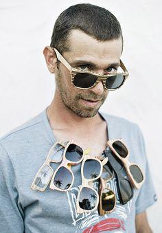 47773dea2 Sk8 Shades - Óculos sustentáveis Oculos De Sol, Olhos, Vidros, Comércio  Justo Vestuário