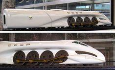 Luigi Colani, le bio-Design et les prototypes Canon · Lomography Luigi, Colani Design, Bio Design, Design Transport, Automobile, Bonneville, Future Transportation, Train Art, Old Trains