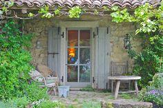 Italian mountain cottage