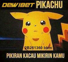 Pikachu - Dewibet Agen Taruhan Online Terpercaya - Koleksi kumpulan meme Indonesia