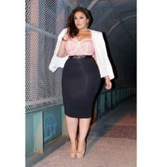 The Perfect Plus Size Corset Dresses! - plus size fashion for women