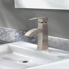 single faucet for pedestal sink - Google Search