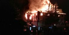 Adana Aladağ\'da kız yurdunda yangın: 15 kişi öldü, 13 yaralı | Son dakika haberleri