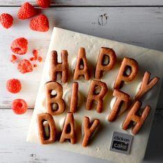 Little Snow White's Birthday Cake