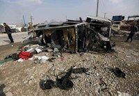 انفجار در جنوب کابل
