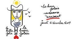 Le Beaujolais Nouveau November 16 @ 12:00 - 23:30