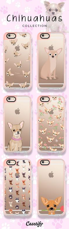 Are you a fan of chihuahuas? Shop link here >>> https://www.casetify.com/artworks/eEFkQ8La6b #animal | @casetify