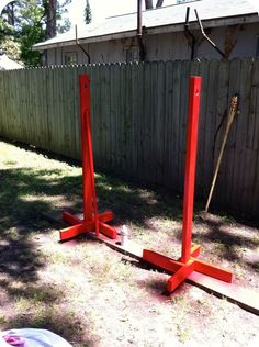 Image result for how to make a clothes rack for yard sale