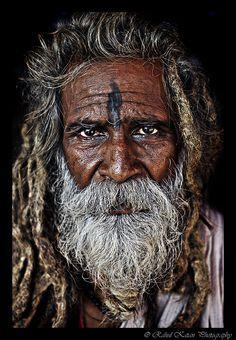 Indian Sadhu | Rahul Karan | Flickr
