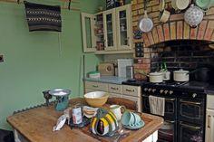 Ben Sansum's 1940s home in Godmanchester