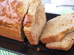 Fat-Free, Sugar-Free & Cholesterol-Free Banana Bread! I'm going to use the suggestions in the comments to make this