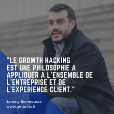 Le growth hacking est une philosophie à appliquer à l'ensemble de l'entreprise et de l'expérience client