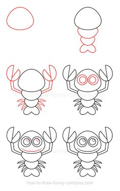 Comment dessiner une fourmi step by step drawing pinterest comment dessiner fourmis et - Comment dessiner une fourmi ...