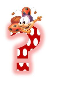 S.T.R.U.M.F.: Litere mari si cifre buburuze Ladybug Picnic, Tigger, Smurfs, Alphabet, Disney Characters, Fictional Characters, Collage, Lettering, Reptiles