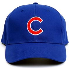 MLB Chicago Cubs LED Light-Up Logo Adjustable Hat by Lightwear. $18.73. Officially Licensed by MLB. No.1 Sports Fan Gift. Fiber-optic enhanced hat with flashing team logo. 100% cotton. Comfortable, durable 100 Percent cotton fabric with team name on adjustable velcro closure. Batteries Included Free. Where did you get that hat? Sports fans everywhere will ask anyone wearing this where they can get the most exciting team logo hat available. These unique high quality b...