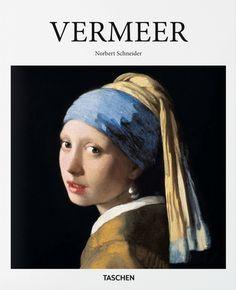Vermeer - Norbert Schneider / Même si l'oeuvre de Johannes Vermeer (1632-1675) ne compte à notre connaissance que 35 tableaux, ceux-ci font partie d'un des portfolios les plus importants et les plus inspirants de toute l'histoire de l'art. Ses toiles ont donné naissance à un best-seller du New York Times et à un film avec Scarlett Johansson et attirent un nombre record de visiteurs dans les grandes institutions artistiques, d'Amsterdam à Washington.