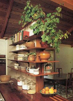 Wall Systems & Shelving | Sunset Books ©1981