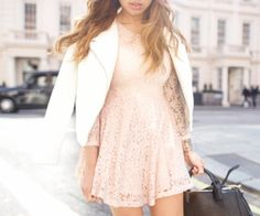 Beautycrush - A Style Diary by Samantha Maria African Print Fashion, Fashion Prints, Samantha Maria, Sammi Maria, Sugar Lace, College Wardrobe, Girly Girl, White Dress, Style Diary