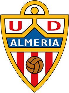 Unión Deportiva Almería, S.A.D. | Country: Spain. País: España. | Founded/Fundado: 1989/07/26. Badge/Escudo.