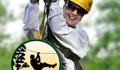 Enjoy Zip-lining? The Shawnee Bluffs Canopy Tour offers just that. over 1,100 feet going across the property's bluffs. There are 11 platforms in trees and 3 aerial suspension bridges. If you are the adventurous type, then this would be something to enjoy. For more info. visit EnjoyIllinois.com